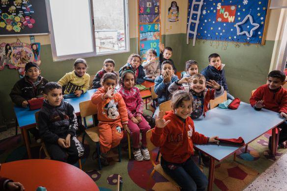 Syriankidsclassroom
